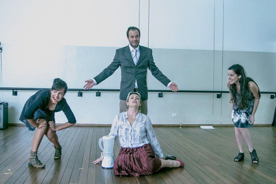 Grupo Ofit de teatro estreia peça com apoio cultural da RTVE em fevereiro
