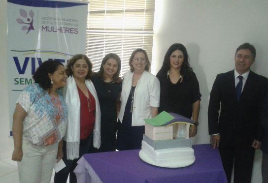 Ações fortalecem atendimento na Casa da Mulher Brasileira