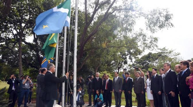 No início do ano legislativo, Reinaldo destaca as ações do Governo em 2015