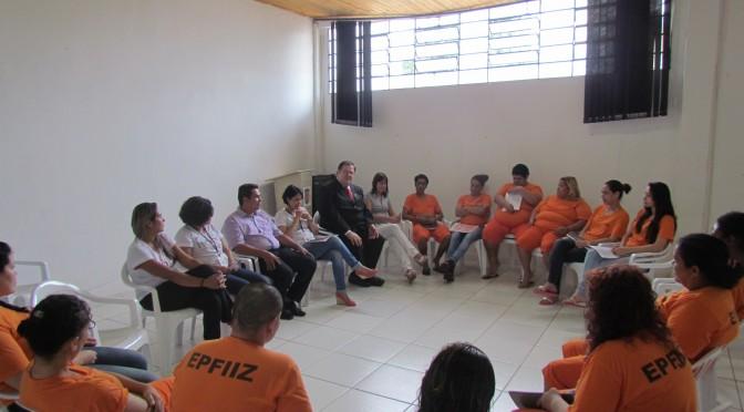 Presas vítimas de abuso e violência recuperam autoestima com programa do Governo