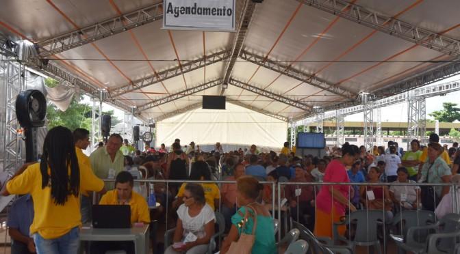 Caravana da Saúde deve atender mais de 10 mil pessoas na região de Jardim