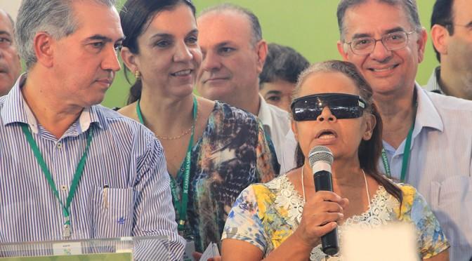 Cirurgia de oftalmo renova sonho de paciente em se tornar professora
