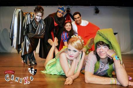 Grupo teatral Cênika faz última apresentação este fim de semana