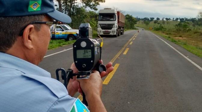 Polícia Militar Rodoviária intensifica fiscalizações durante o Carnaval