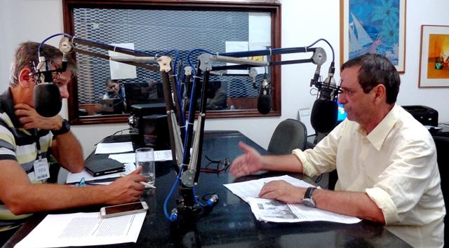 Bonito no Noticidade: Diretor-presidente da RTVE pede pressa na definição de área para Bombeiros
