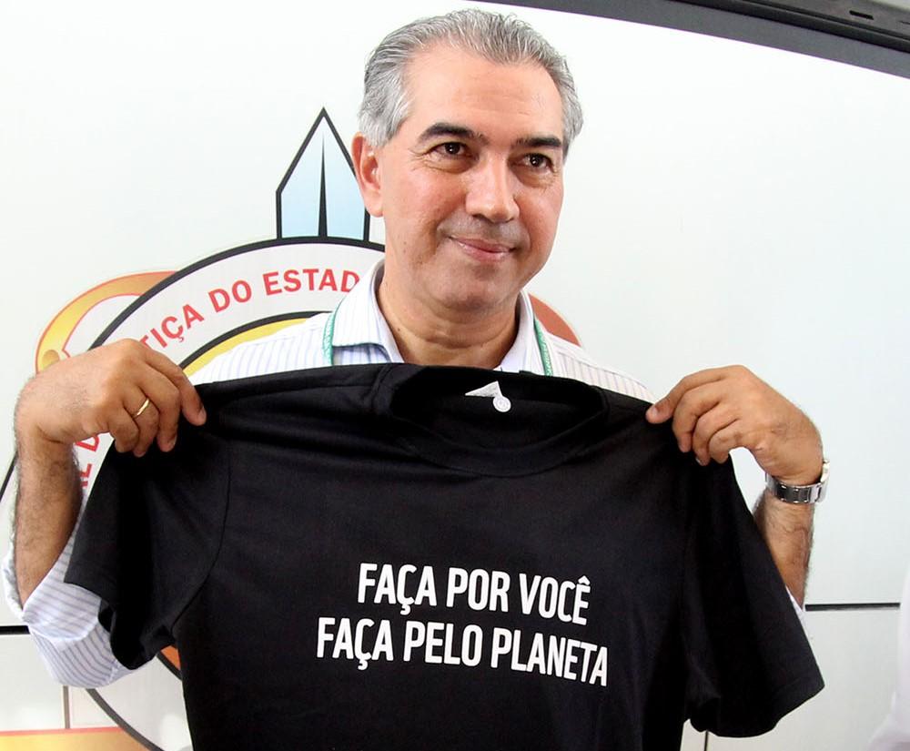 Reinaldo apoia Hora do Planeta e adere ao apagão nesse sábado