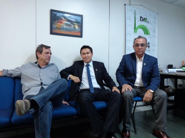 Cooperação: TV Educativa vai divulgar ações do Legislativo da Capital