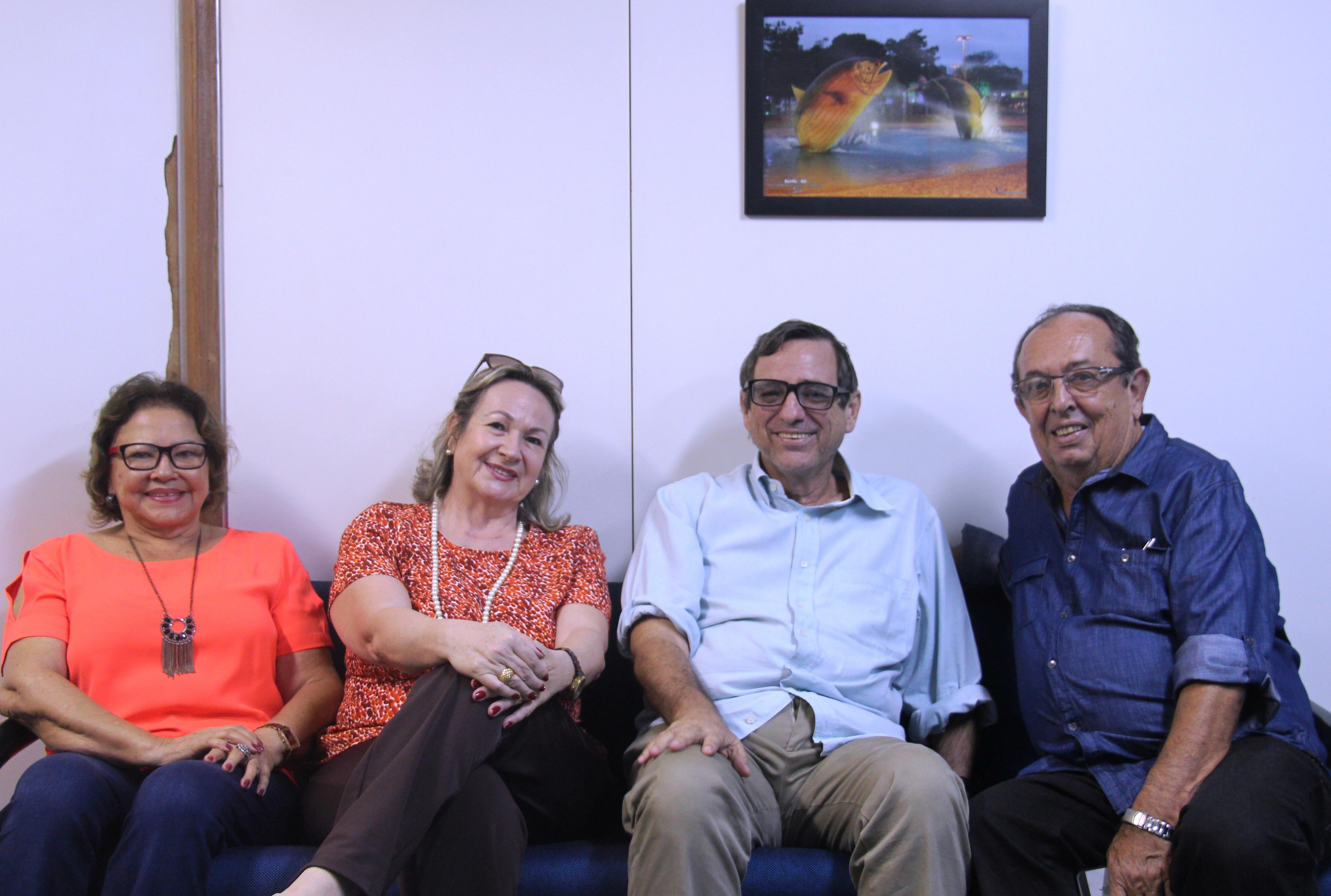 Bonito: Investimentos do Governo Reinaldo Azambuja somam R$ 140 milhões, destaca presidente da RTVE