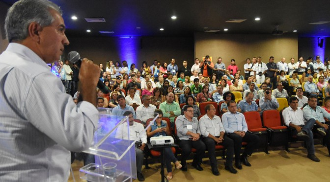Rota de Desenvolvimento: Reinaldo libera 12 licenças ambientais para instalação de empresas