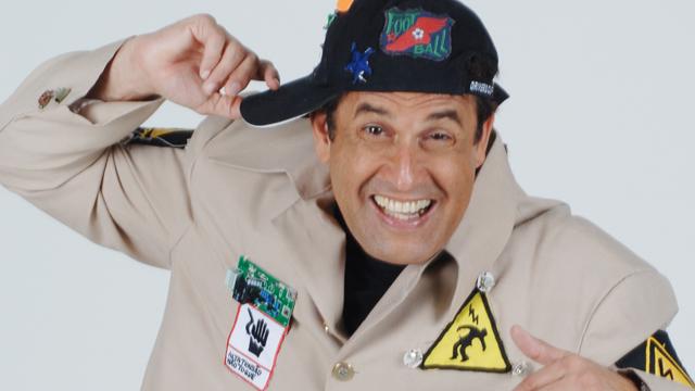 Sérgio Mallandro revê trajetória em espetáculo em Campo Grande