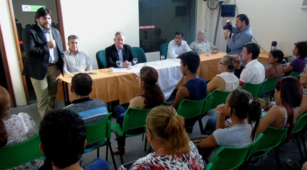 Governador empossa nessa 2ª feira o novo diretor-presidente da Funtrab