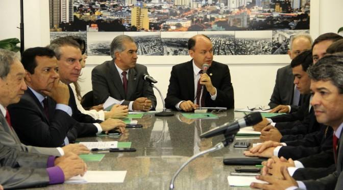 Governo garante R$ 36 milhões às emendas parlamentares em 2016