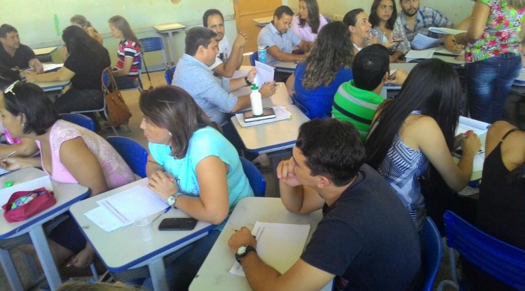 Secretaria de Educação realiza formação continuada em Aquidauana e Dourados
