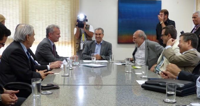 Bonito: Ministro das Comunicações e governador assinam convênio de R$ 2,2 milhões