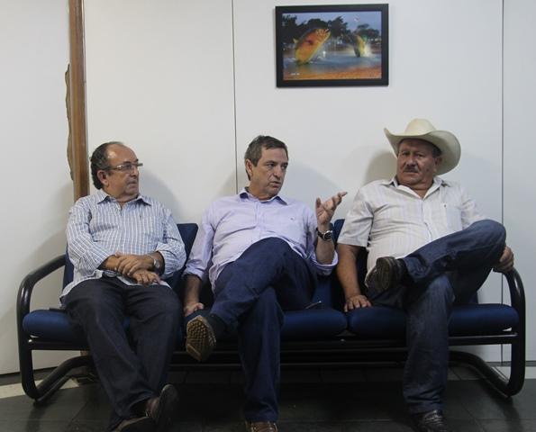 Internet em Bonito: Reinaldo e ministro inauguram 3G no dia 7