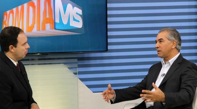Entrevista: Reinaldo Azambuja destaca benefícios do mutirão de saúde