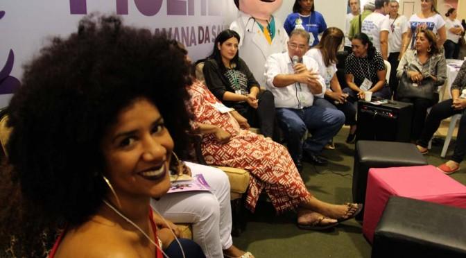 Caravana discute acesso das mulheres negras aos serviços de saúde