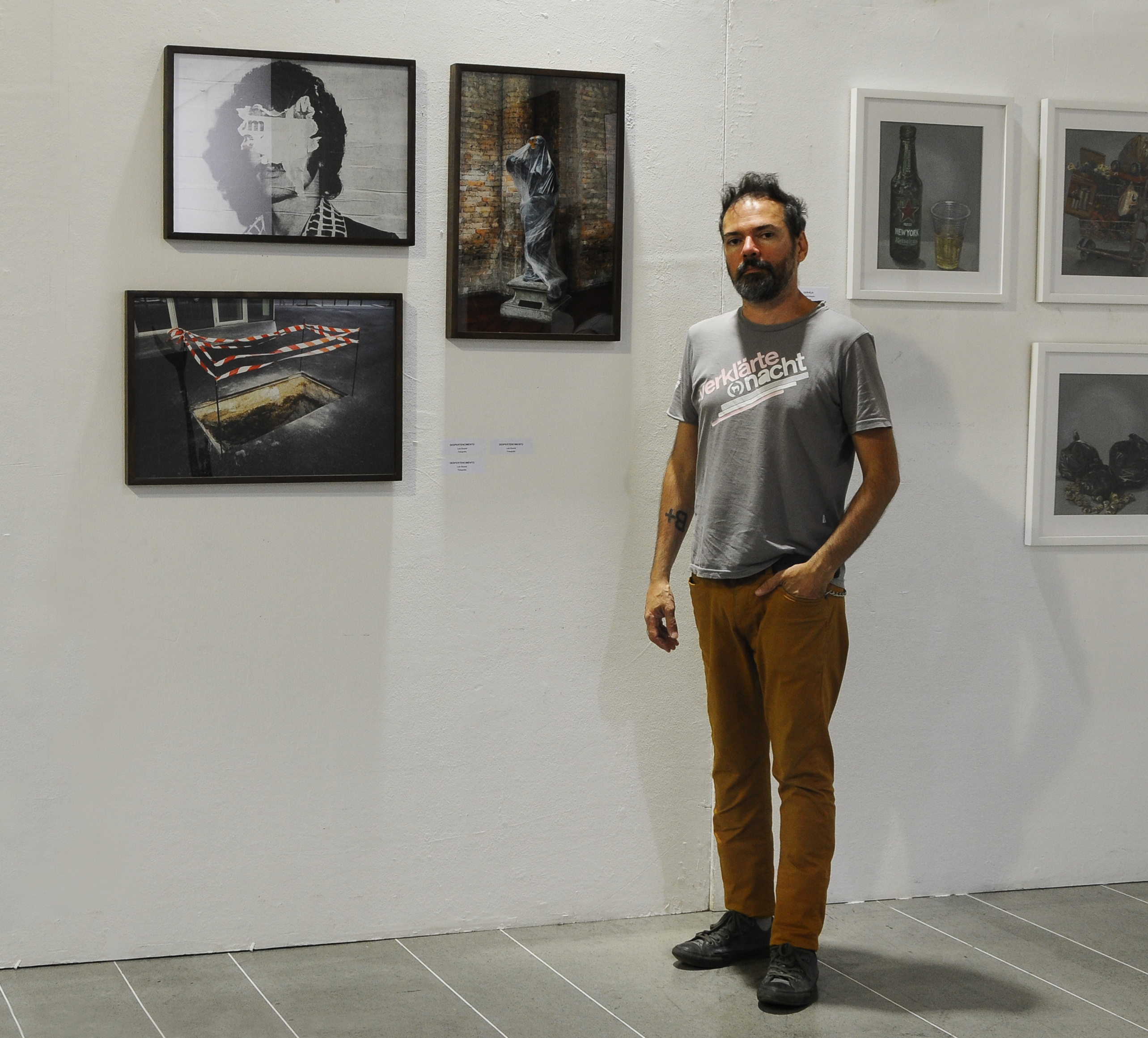 Lula Ricardi se destaca com trabalho artístico em dois salões em São Paulo