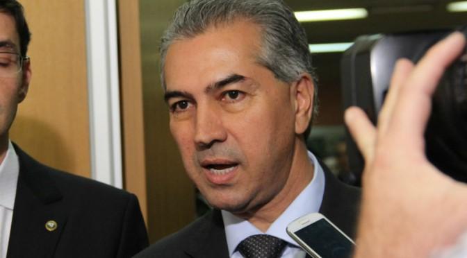 Renegociação da dívida dá condições ao Estado de melhorar serviços, diz Reinaldo