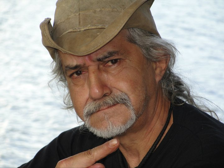 Mato Grosso do Sul perde veterano do rock Vespasiano Ayala, o Paraguaio