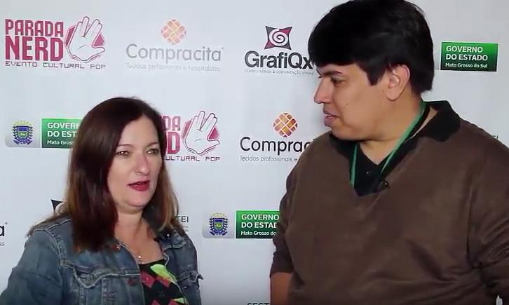 Parada Nerd: Entrevista com Mirian Ficher, dubladora de Drew Barrymore