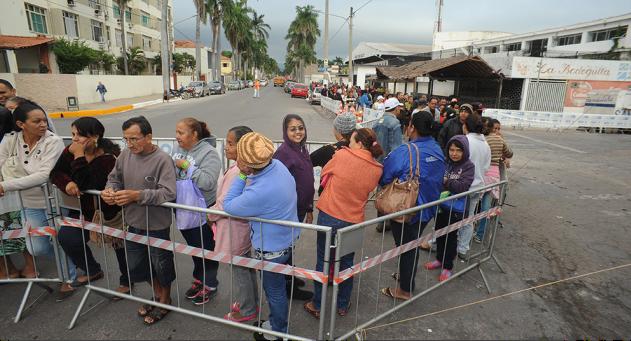 Corumbá faz fila para garantir serviços na Ação Global