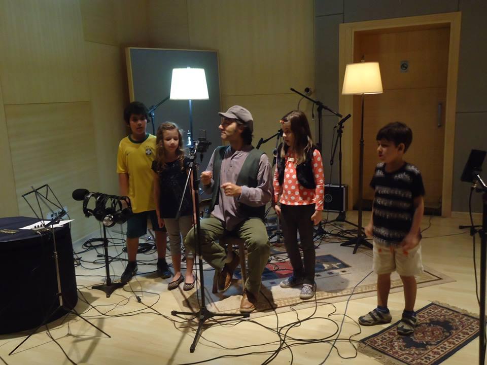 'Crianceiras 2' é finalista do Prêmio da Música Brasileira 2016