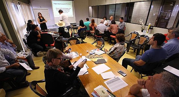 Reunião define calendário de ações para o Projeto Rota Cultural do Pantanal