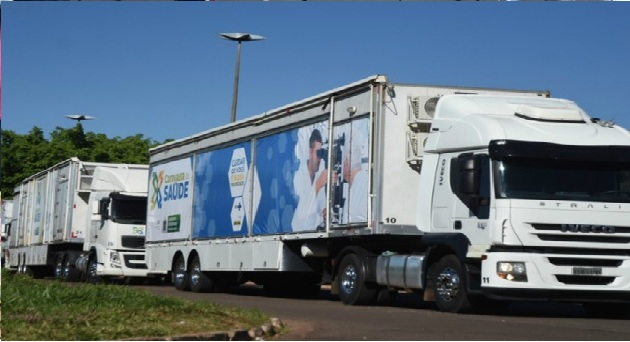 Caravana termina no domingo e deixa diagnóstico da saúde pública de MS