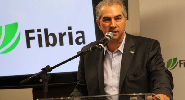 Celulose: Governador participa de anúncio de expansão da Fibria
