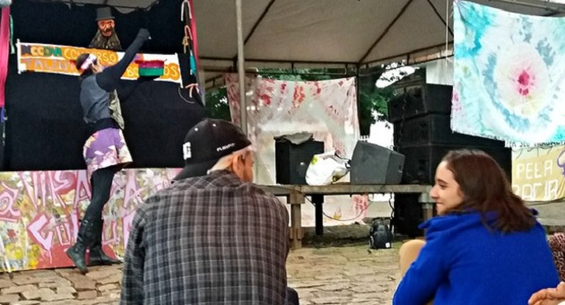 Ocupação no Iphan completa 9 dias com evento cultural na capital de MS