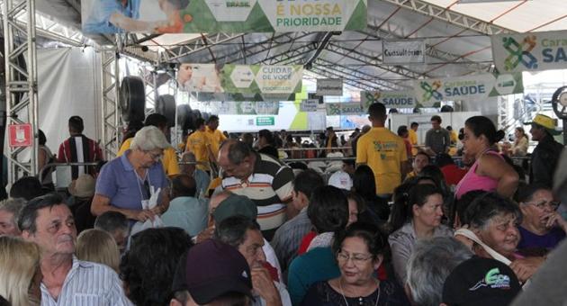 Remanescentes dos quilombolas serão atendidos pela Caravana da Saúde nesta quarta-feira