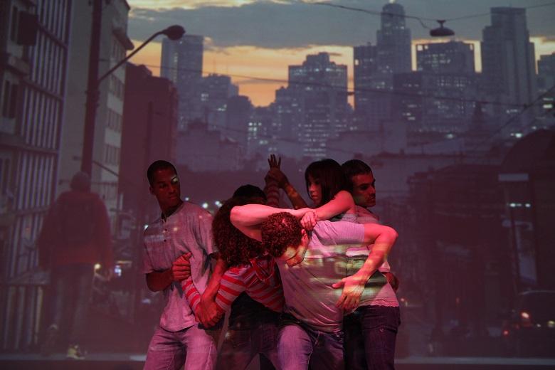 Omstrab redescobre São Paulo no espetáculo 'Cidade' no Festival de Inverno de Bonito