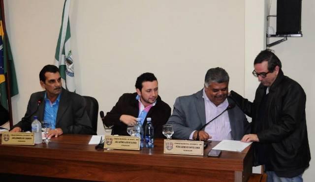 Câmara de Bonito aprova por unanimidade área para Corpo de Bombeiros