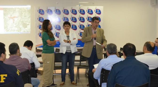 Reuniões definem detalhes do revezamento da Tocha Olímpica em Campo Grande e Bonito