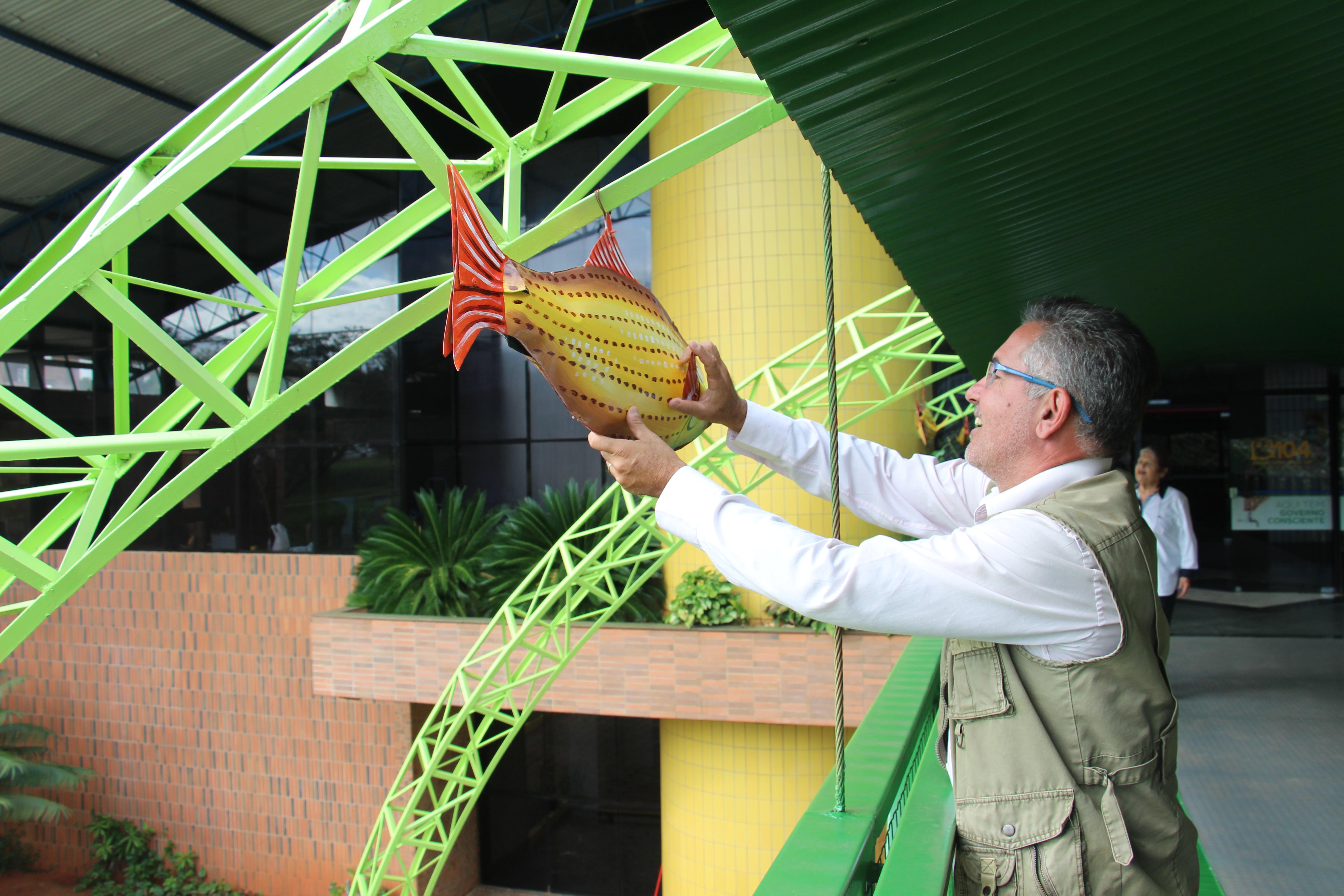 Confraria de artistas plásticos inaugura nova exposição no espaço cultural da TV Educativa