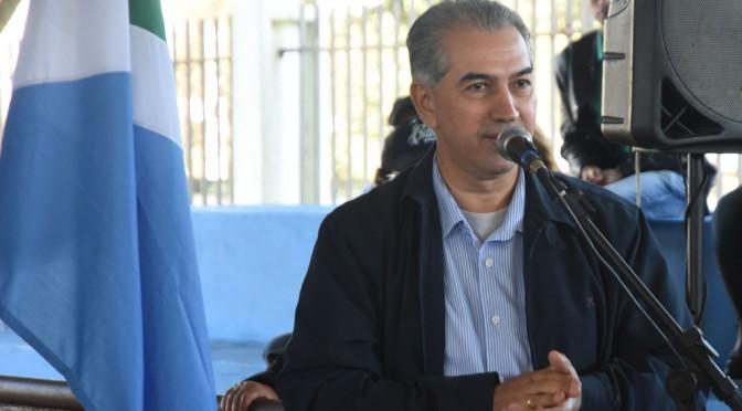 Em solenidade, Reinaldo destaca investimentos, entrega emenda e anuncia novas obras em Maracaju