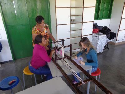 Fundação de Cultura emite Carteira do Artesão à comunidade ribeirinha