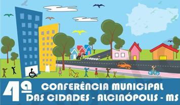 ALCINÓPOLIS| Município vai realizar conferência municipal das cidades