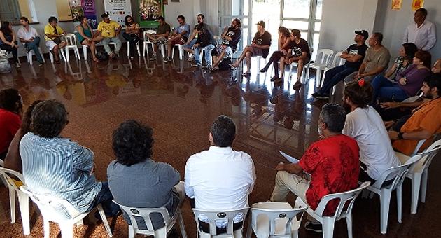 Rede Brasileira de Teatro de Rua reúne em Campo Grande grupos de todo país