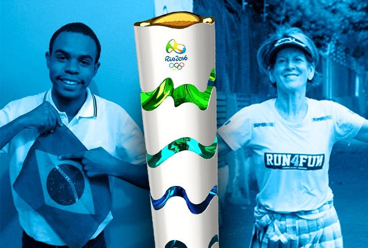Tocha Olímpica será conduzida por dois representantes da UEMS