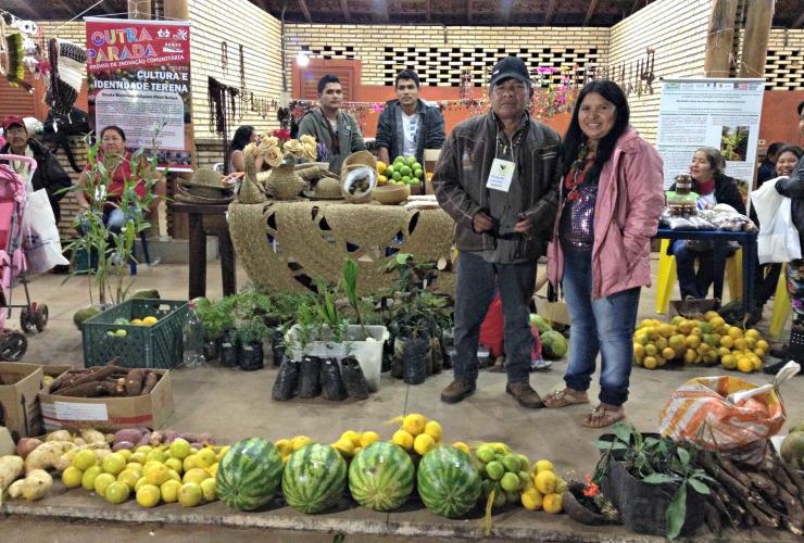 UEMS participa da 1ª edição do Agroecoindígena em Miranda