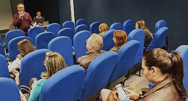 Curso de Técnicas de Leitura acontece esta manhã no auditório do MIS