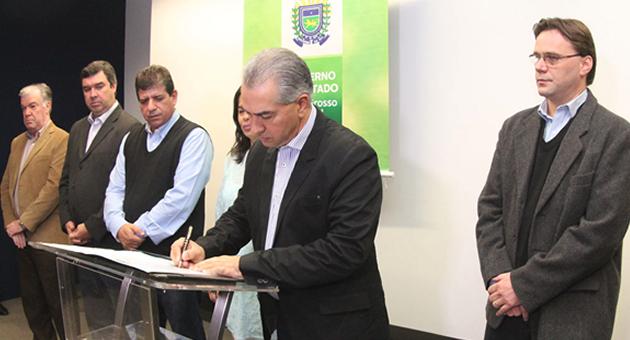 Cultura: Reinaldo destaca ações na posse de novo secretário