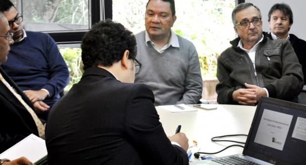 Governo de MS recebe técnicos da Sudeco para discutir projetos do Plano de Desenvolvimento do Centro-Oeste