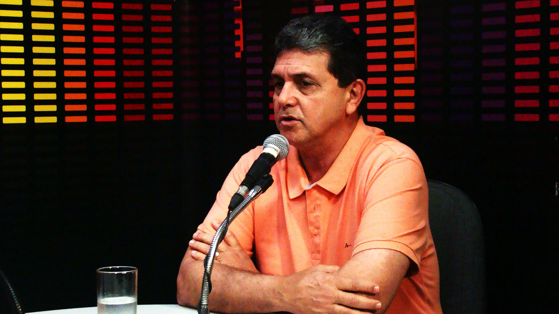Jornal do Rádio: entrevista com o vereador João Rocha