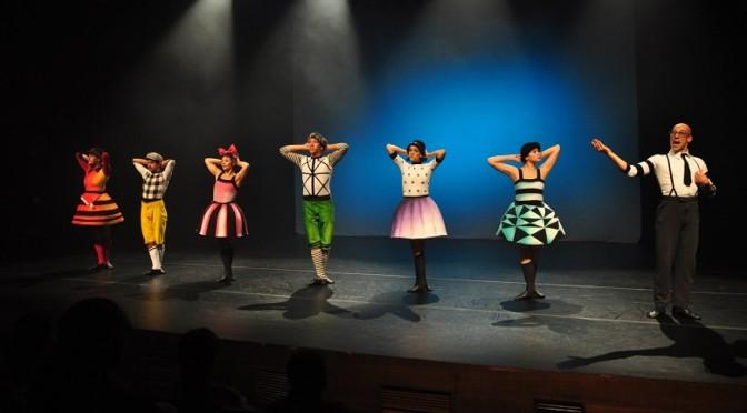 Cia Druw revela imaginário de Tarsila do Amaral em espetáculo no Festival de Inverno de Bonito