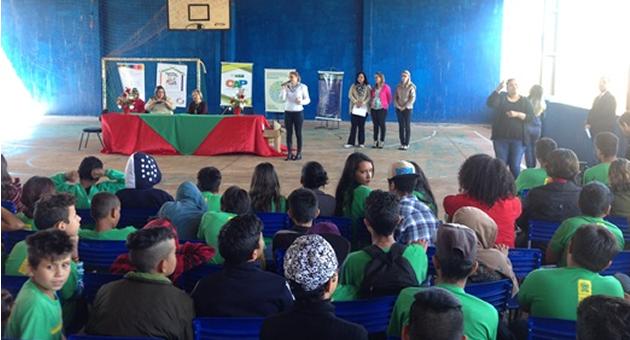 Direitos Humanos vai à Escola encerra etapa e projeta mais de 6 mil atendimentos no 2º semestre