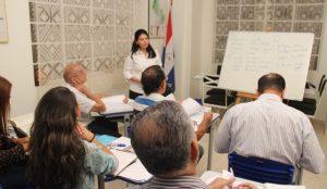Aulas são ministradas na sede da representação diplomática do Paraguai em Campo Grande