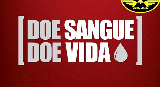 Polícia Militar Rodoviária realiza campanha de doação de sangue